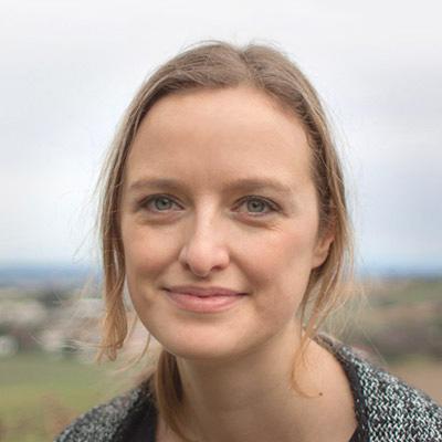 Portrait Petra Weidecker
